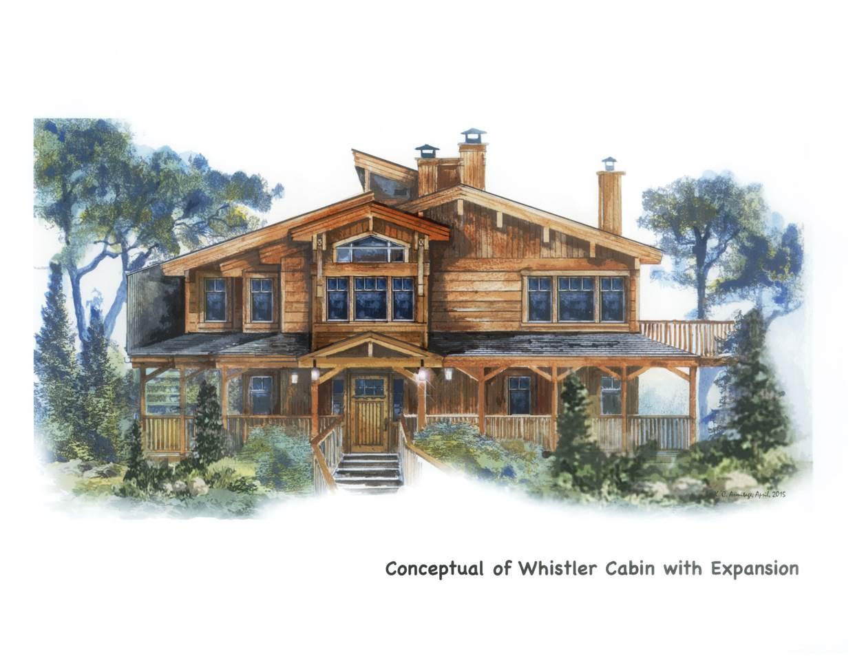 3035 ST ANTON WAY, Whistler, BC, V0N 1B3 Photo 1