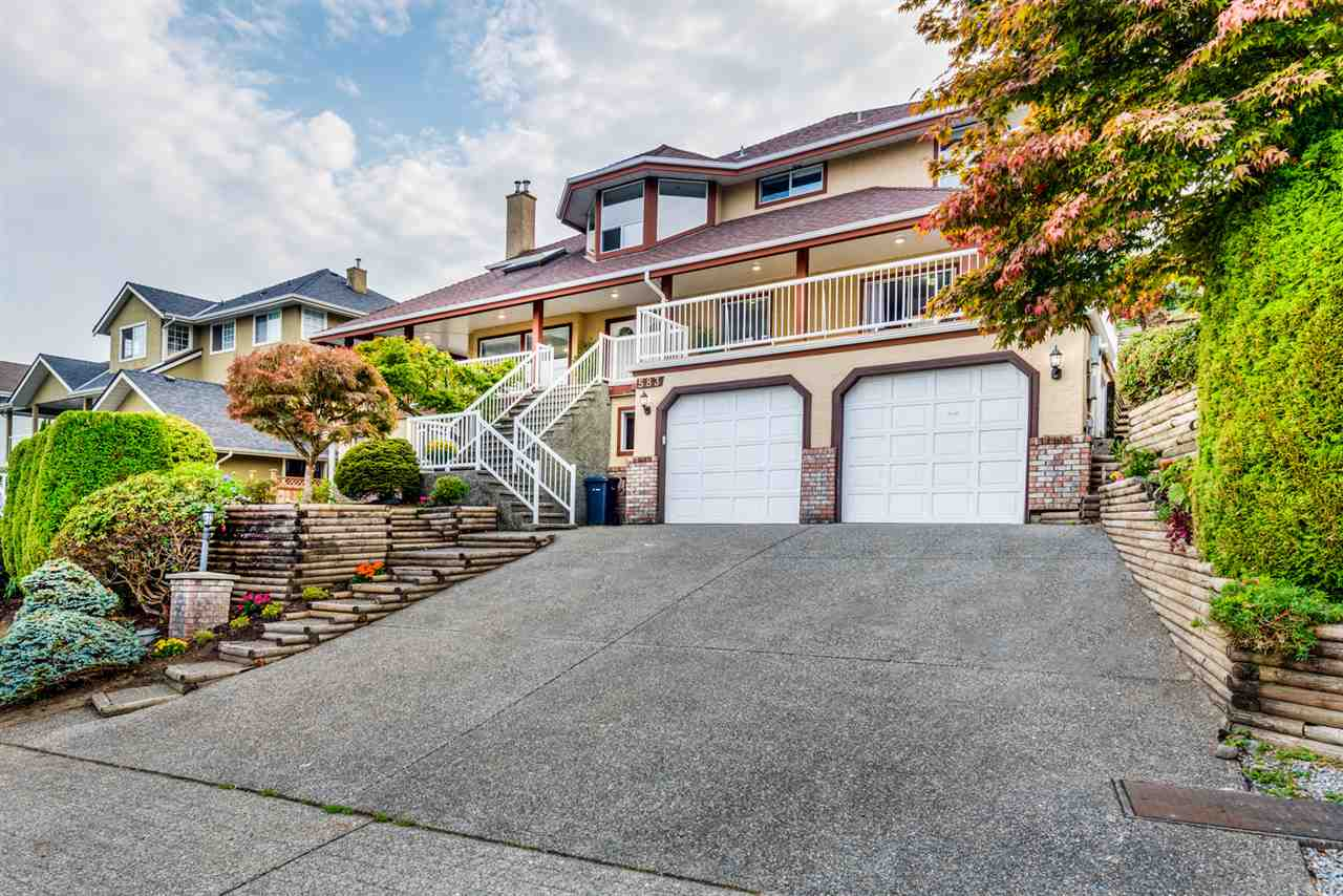 583 CLEARWATER WAY, Coquitlam, BC, V3C 5W5 Photo 1