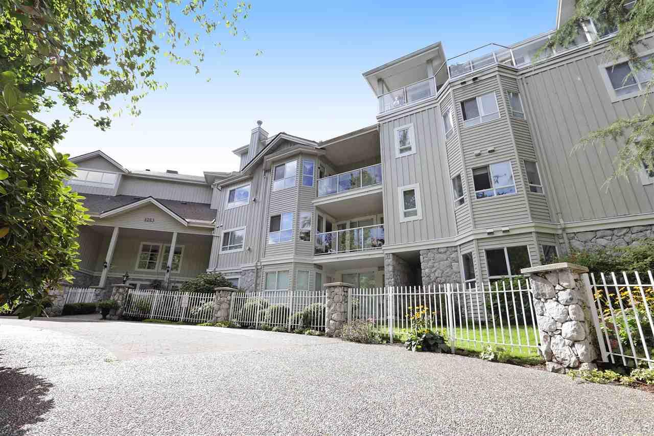 305 1283 PARKGATE AVENUE, North Vancouver, BC, V7H 3A3 Photo 1