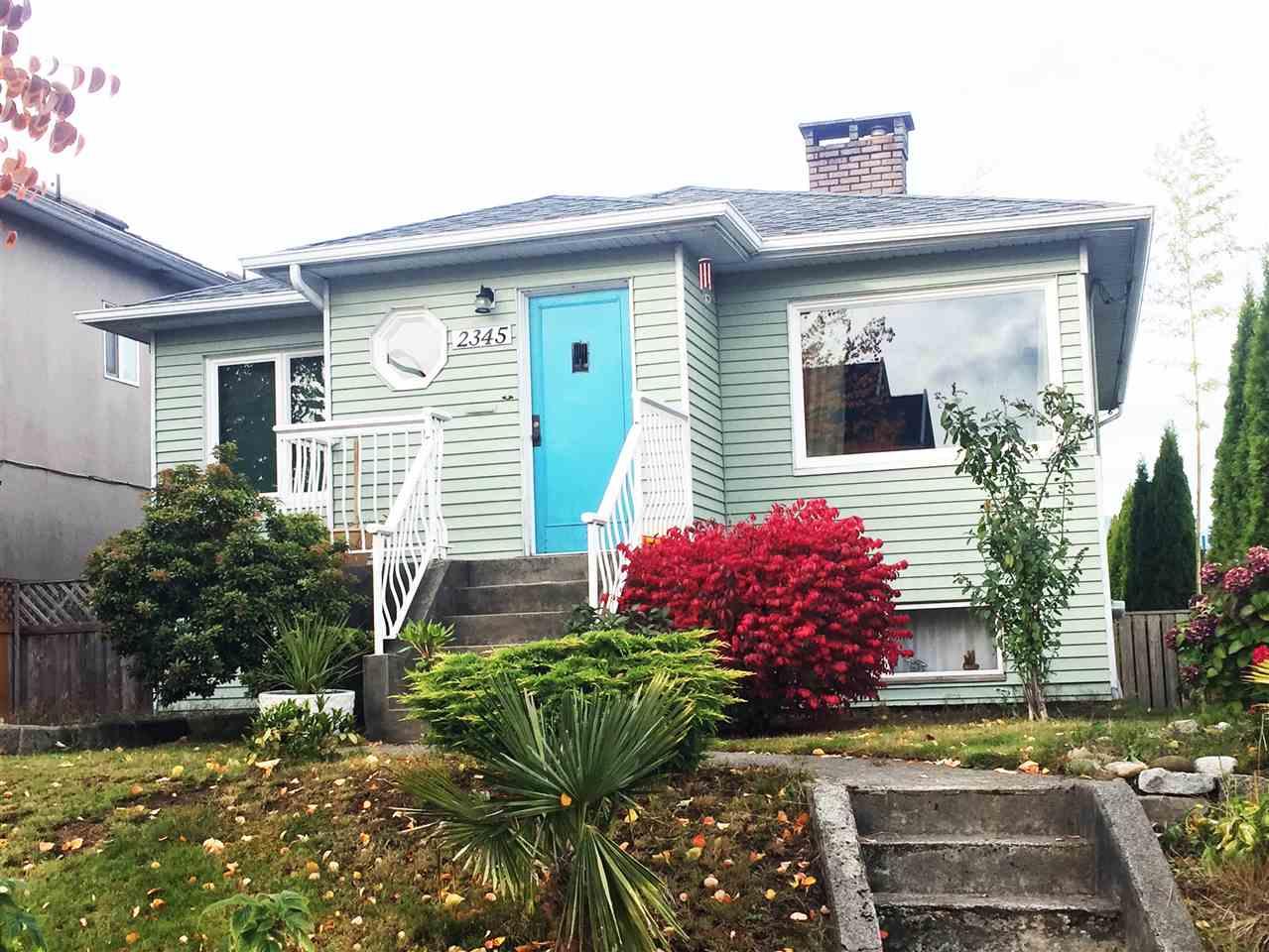 2345 NAPIER STREET, Vancouver, BC, V5L 2P4 Photo 1
