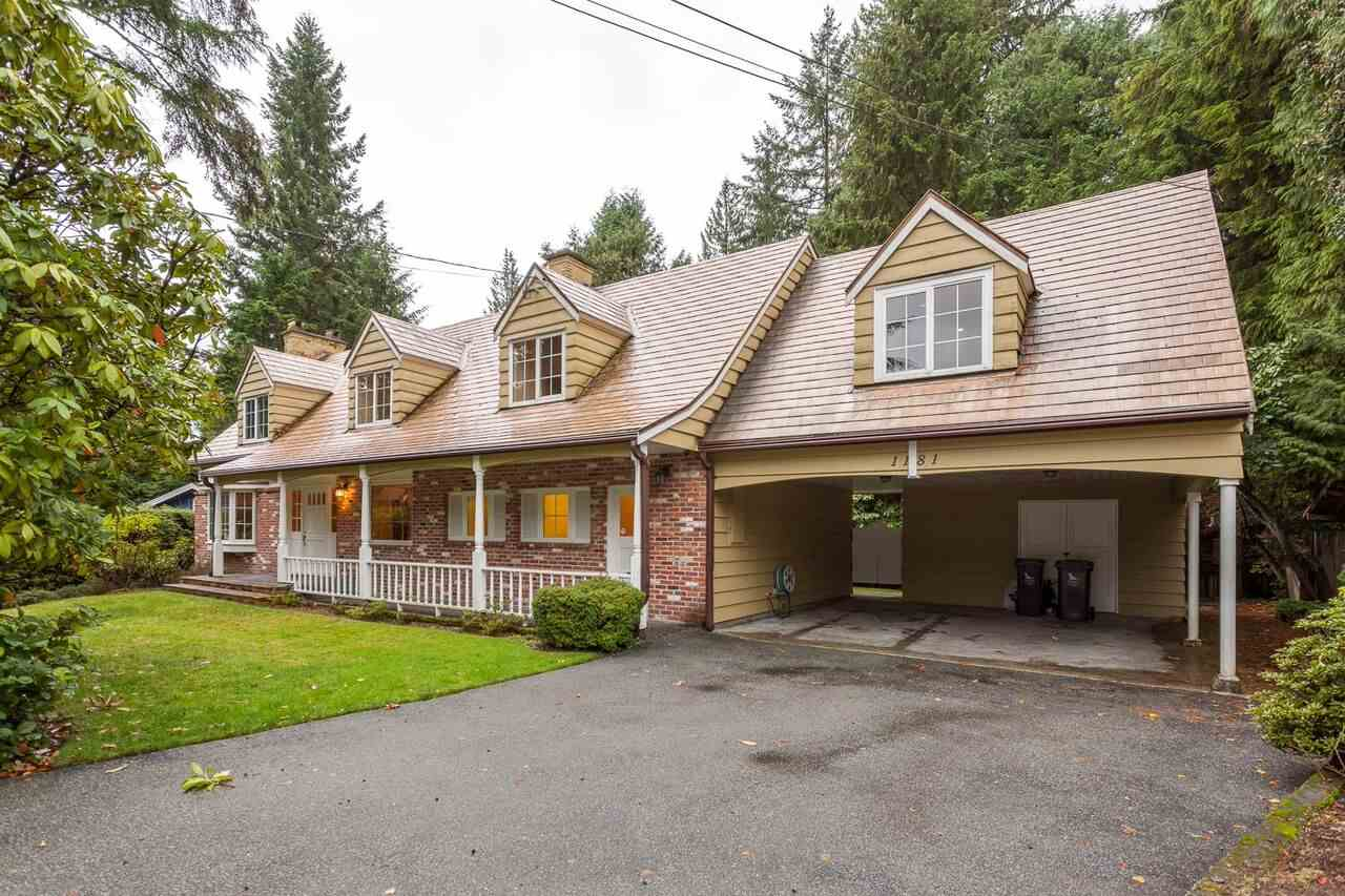 1181 EDGEWOOD PLACE, North Vancouver, BC, V7R 1Z1 Photo 1
