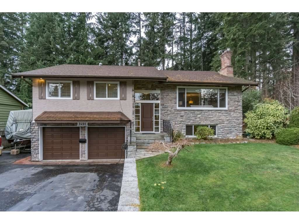 1491 BERKLEY ROAD, North Vancouver, BC, V7H 1Y5 Photo 1