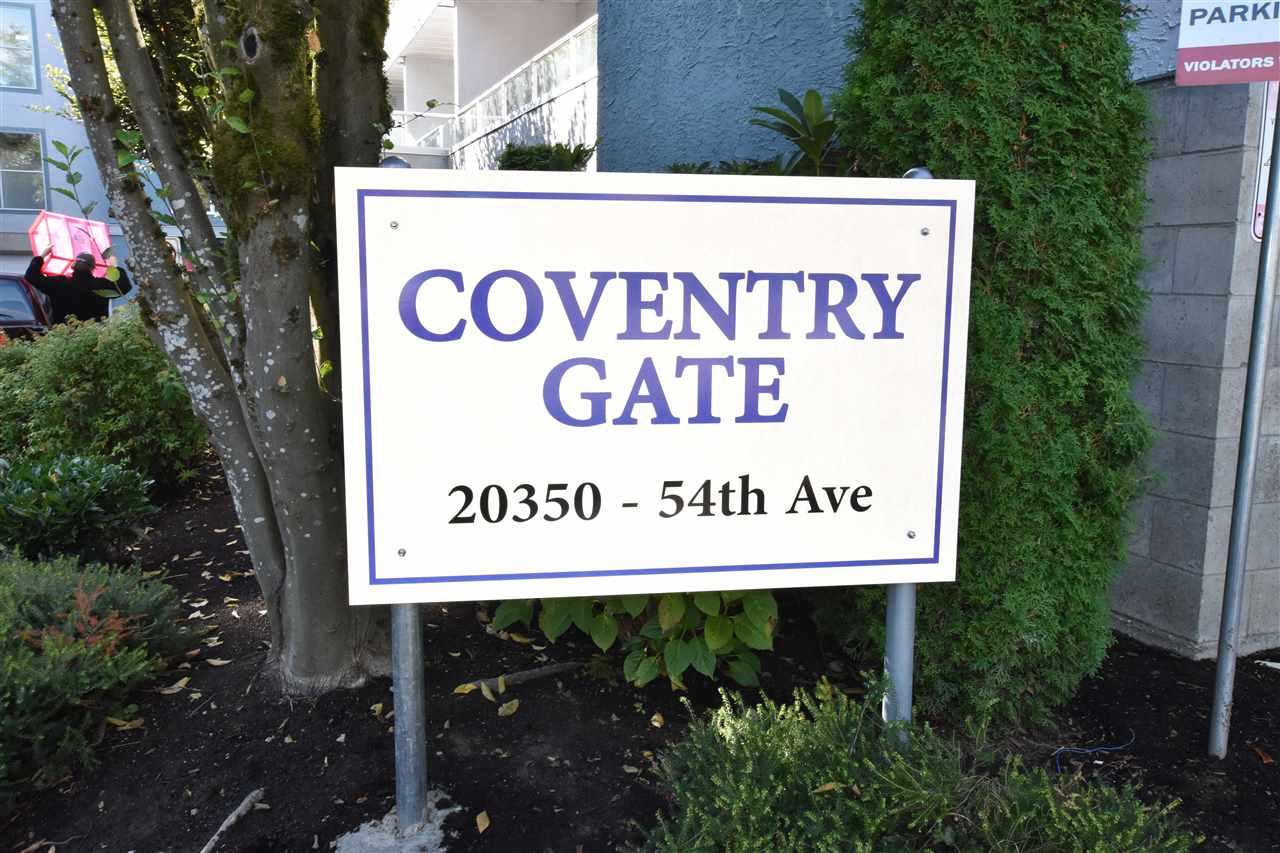 109 20350 54 AVENUE, Langley, BC, V3A 7S1 Photo 1