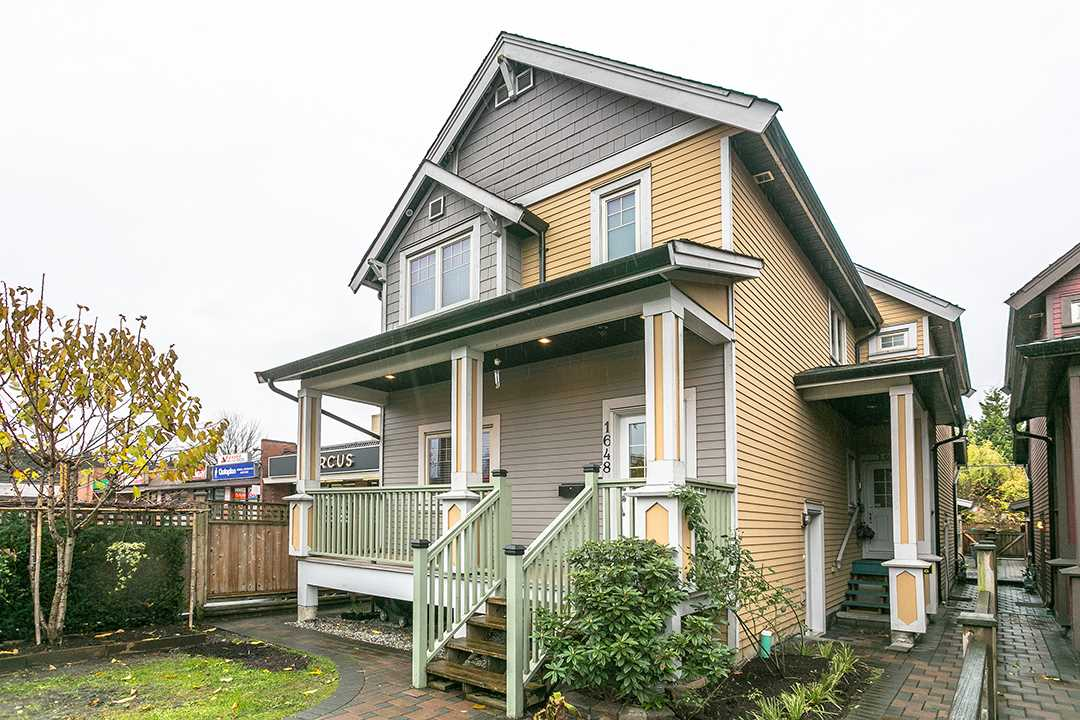 1648 E 12TH AVENUE, Vancouver, BC, V5N 2A3 Primary Photo