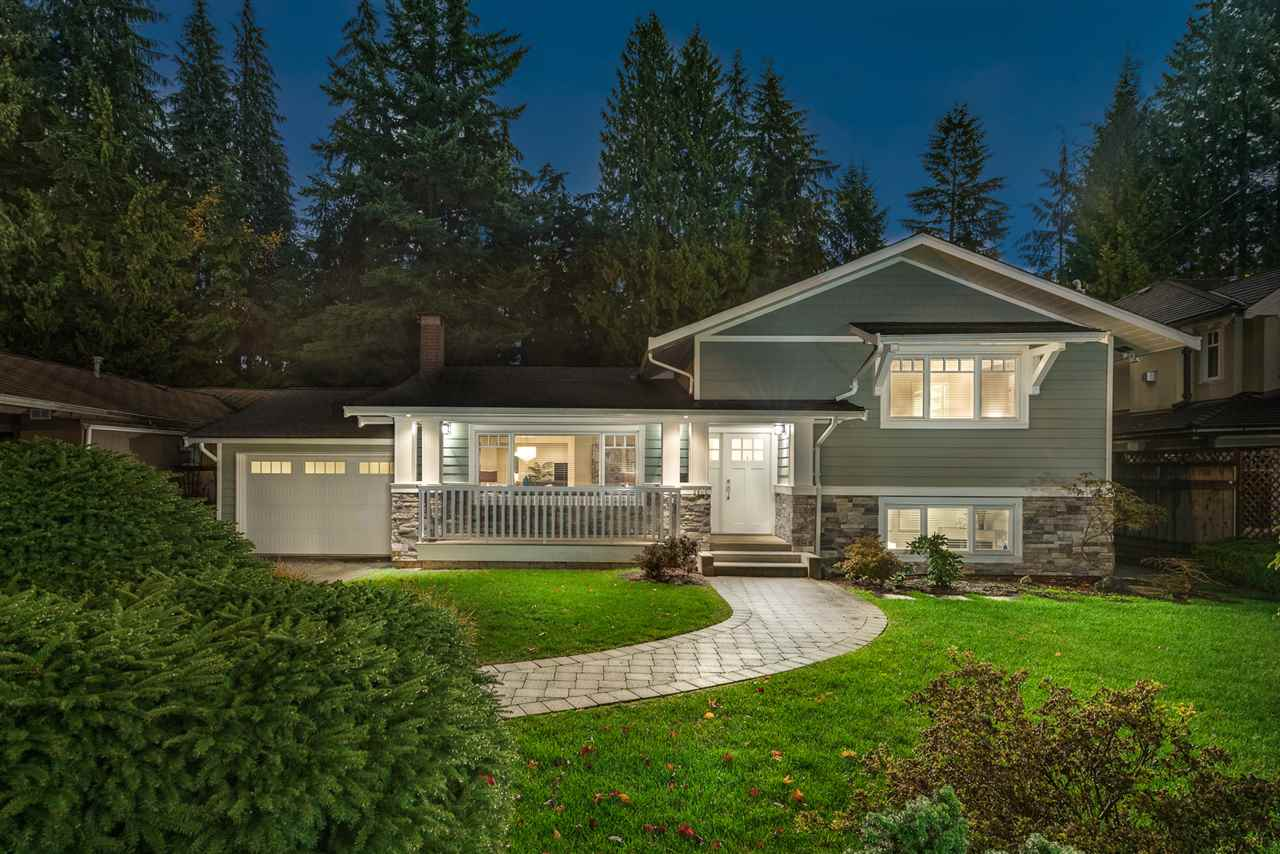 3545 WELLINGTON CRESCENT, North Vancouver, BC, V7R 3B3 Photo 1