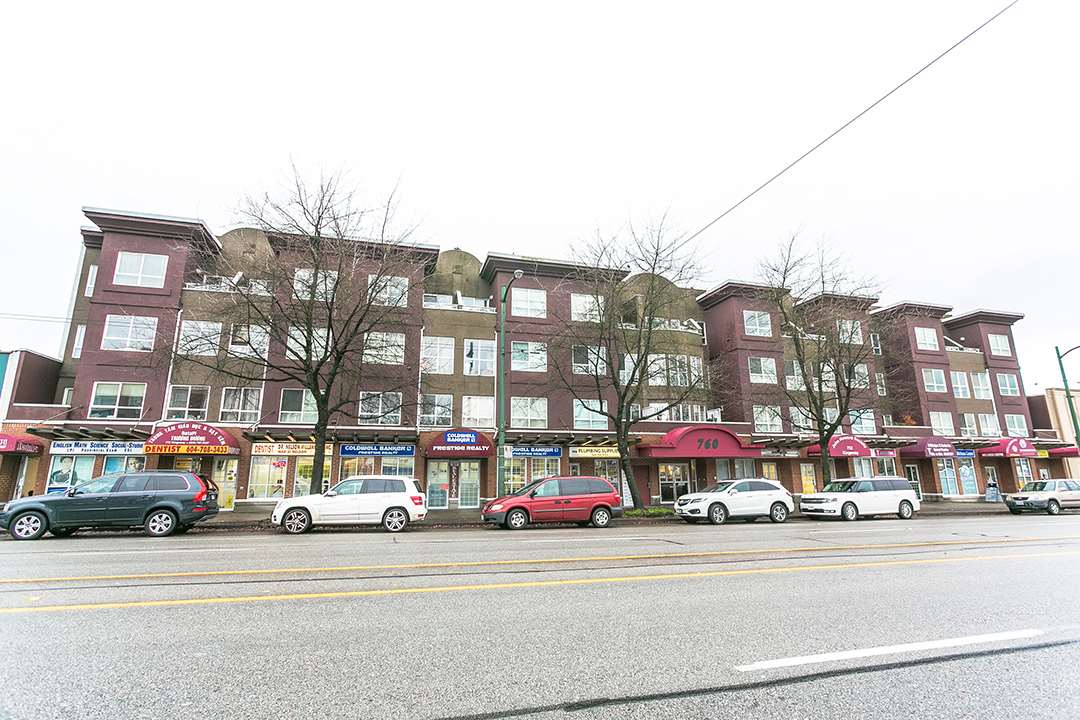 321 760 KINGSWAY, Vancouver, BC, V5V 3C1 Photo 1