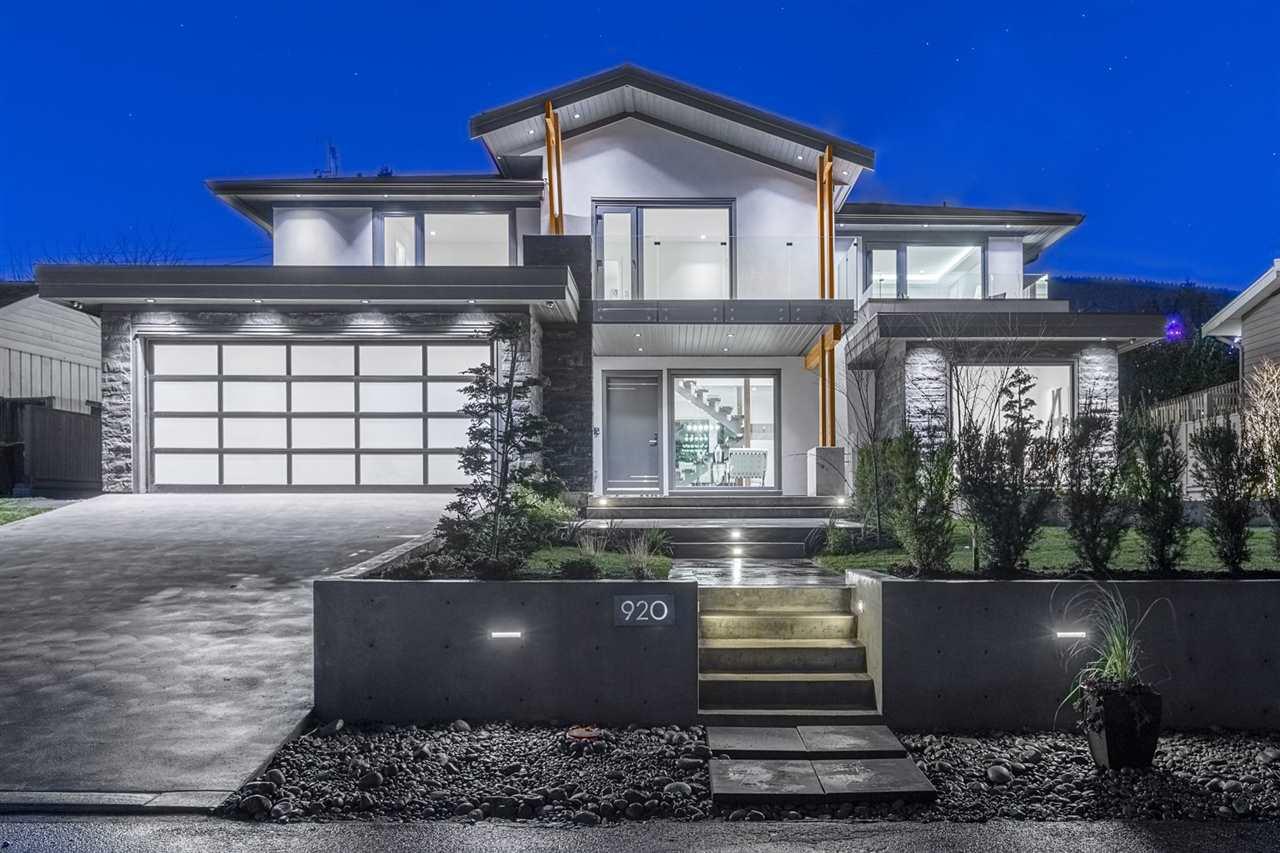 920 MELBOURNE AVENUE, North Vancouver, BC, V7R 1N7 Photo 1