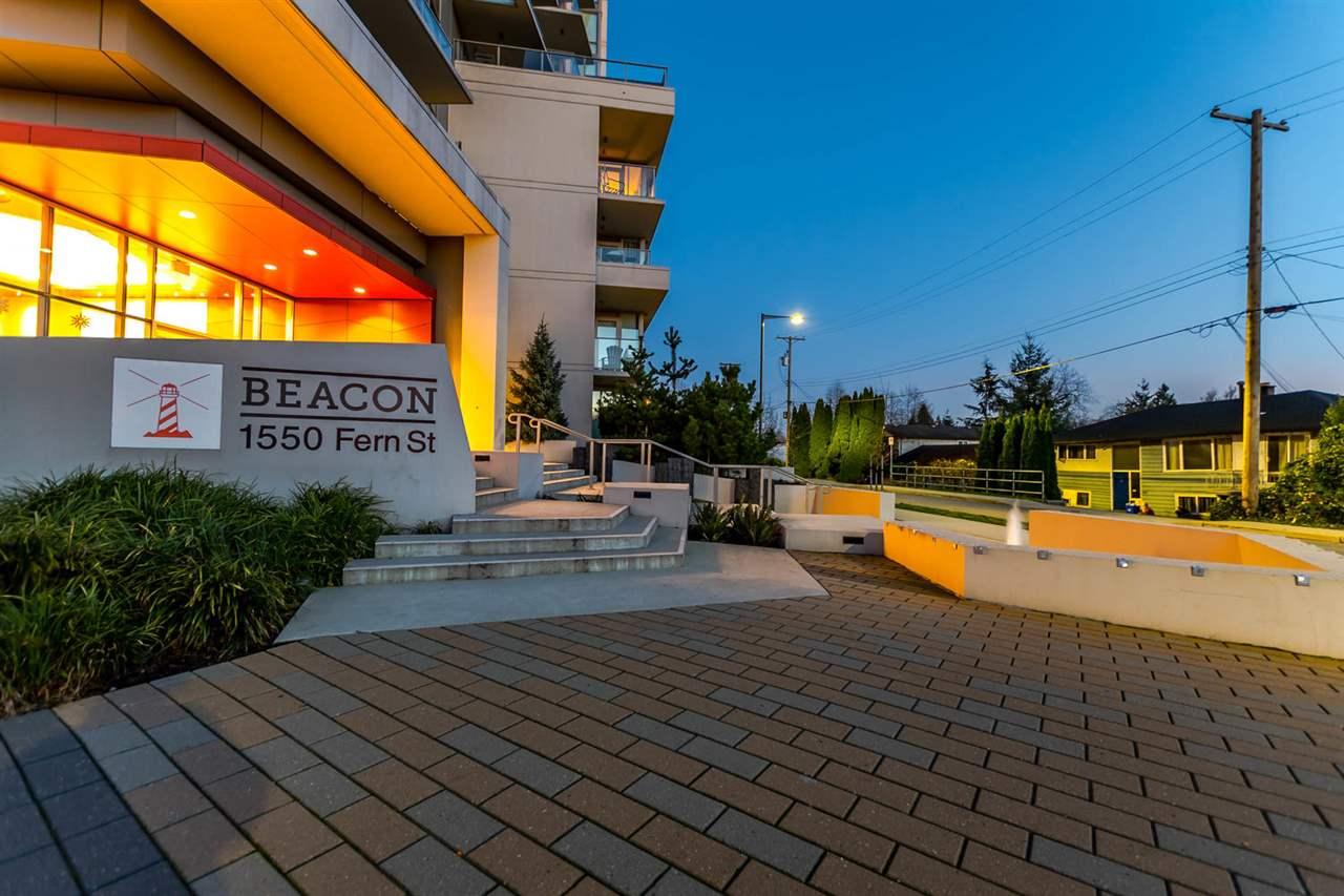 2401 1550 FERN STREET, North Vancouver, BC, V7J 1H6 Photo 1