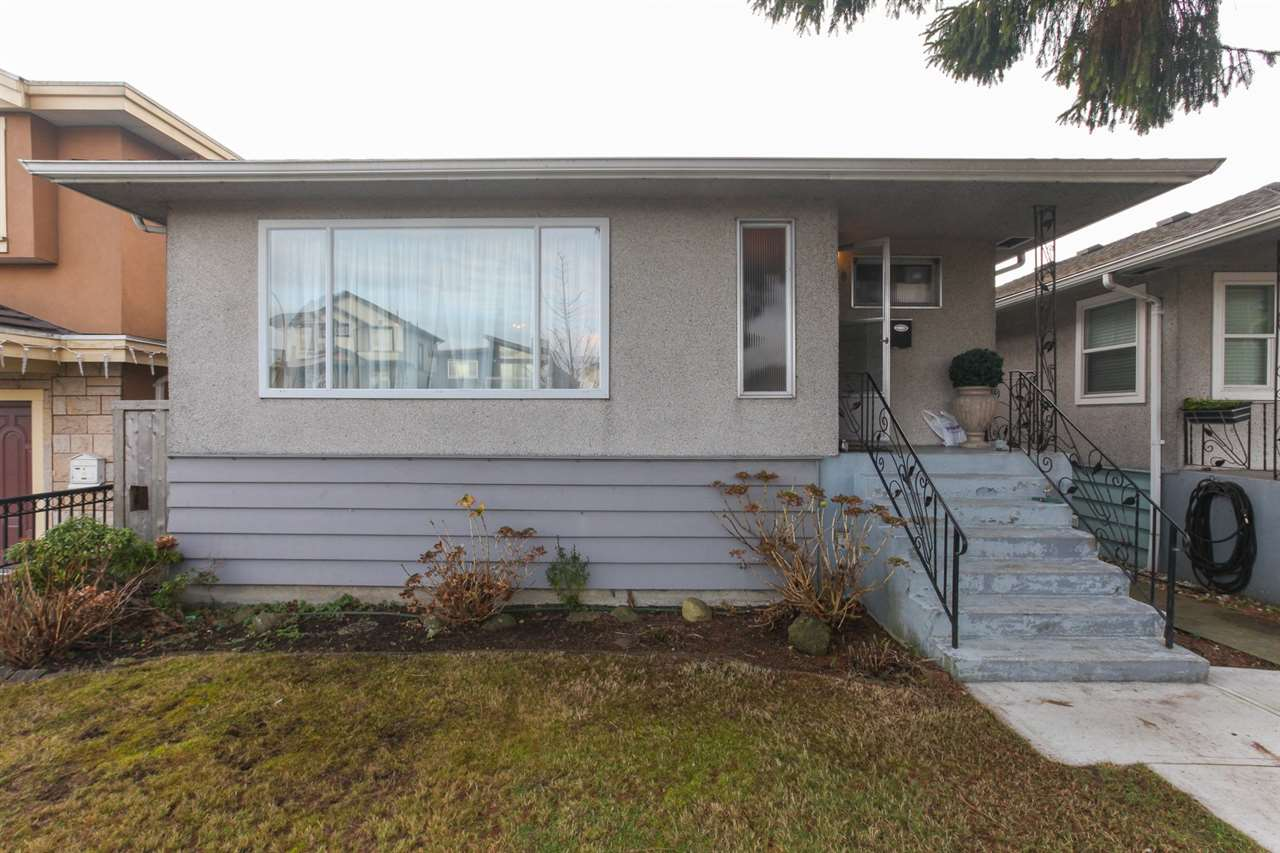 1240 EAST 57TH AVENUE, Vancouver, BC, V5X 1T9 Primary Photo