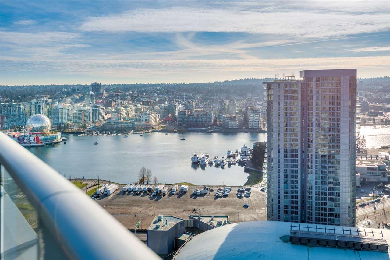 3703 689 ABBOTT STREET, Vancouver, BC, V6B 0J2 Primary Photo
