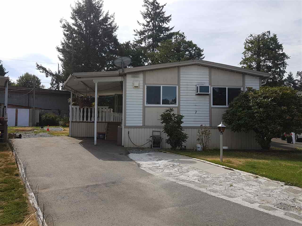 7 31313 LIVINGSTONE AVENUE, Abbotsford, BC, V2T 4T1 Photo 1