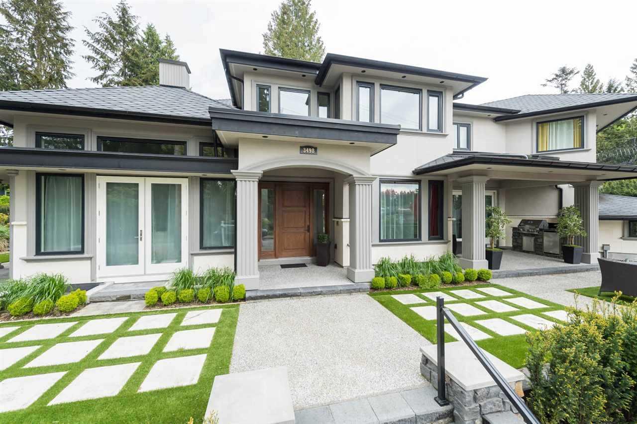 3498 SUNSET BOULEVARD, North Vancouver, BC, V7R 2P4 Photo 1