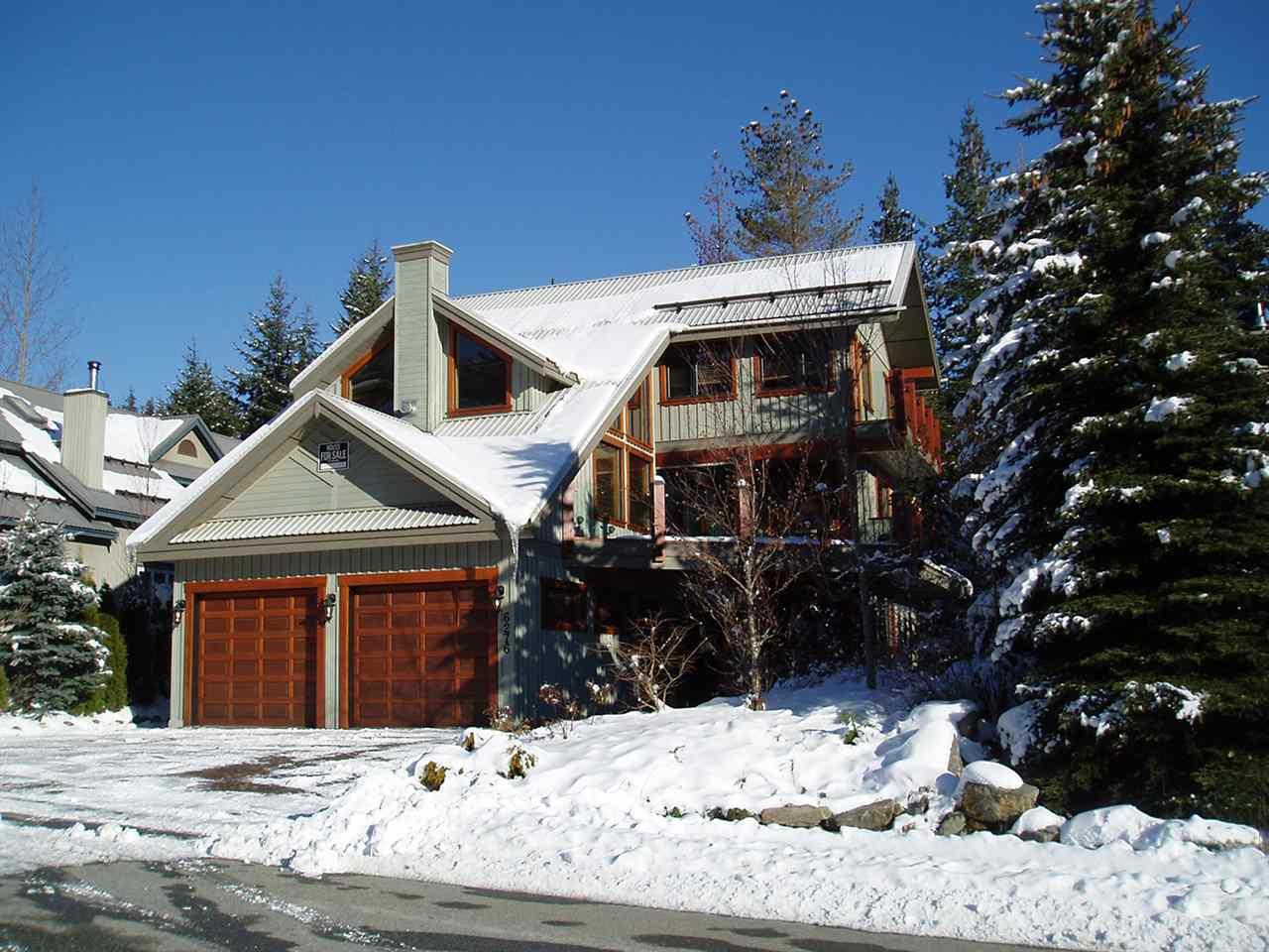 6276 PALMER DRIVE, Whistler, BC, V0N 1B6 Primary Photo