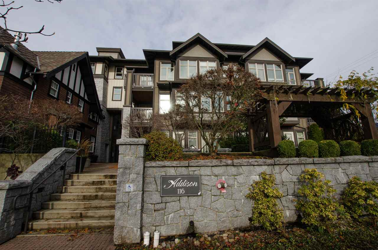 303 116 W 23RD STREET, North Vancouver, BC, V7M 2A9 Photo 1