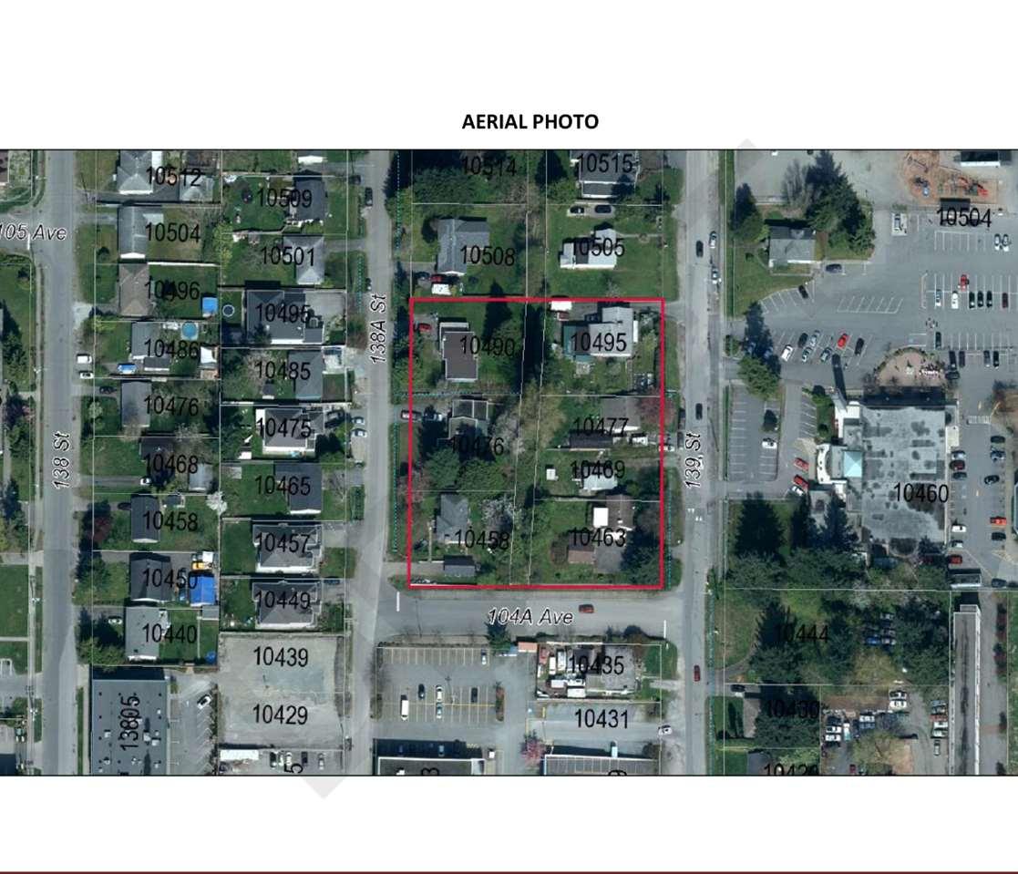10458 138A STREET, Surrey, BC, V3T 4L3 Photo 1