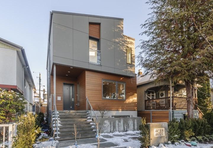 4468 ONTARIO STREET, Vancouver, BC, V5V 3H1 Primary Photo