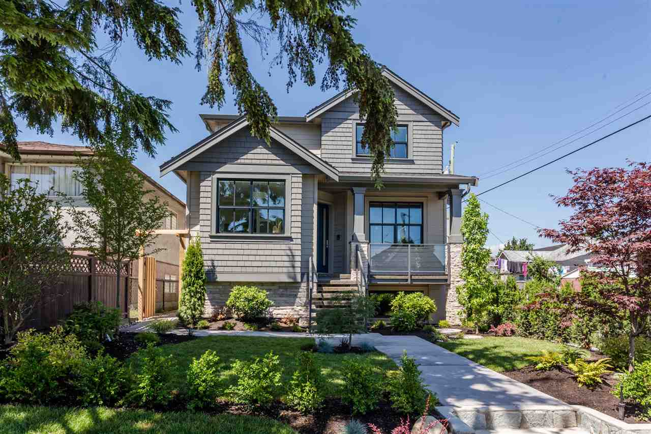 3187 VENABLES STREET, Vancouver, BC, V5K 2S3 Photo 1