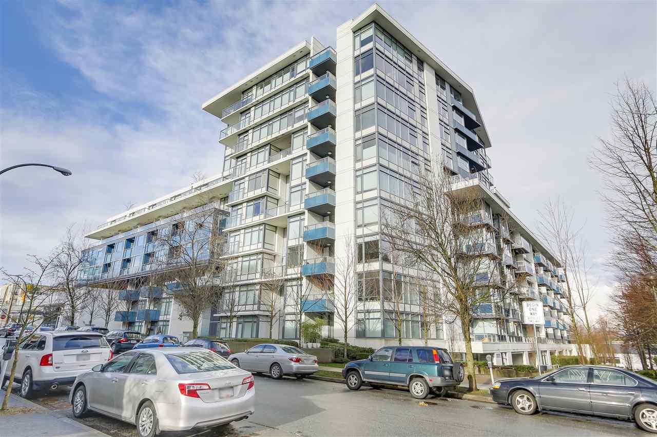 708 1777 W 7TH AVENUE, Vancouver, BC, V6J 0E5 Primary Photo