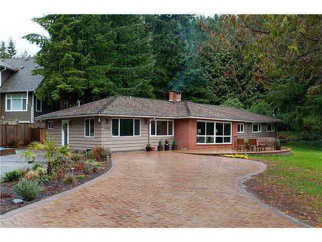 3498 ROCKVIEW PLACE, West Vancouver, BC, V7V 3H3 Photo 1