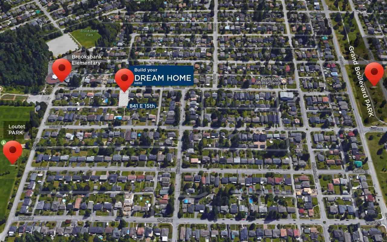 841 E 15TH STREET, North Vancouver, BC, V7L 2S7 Photo 1