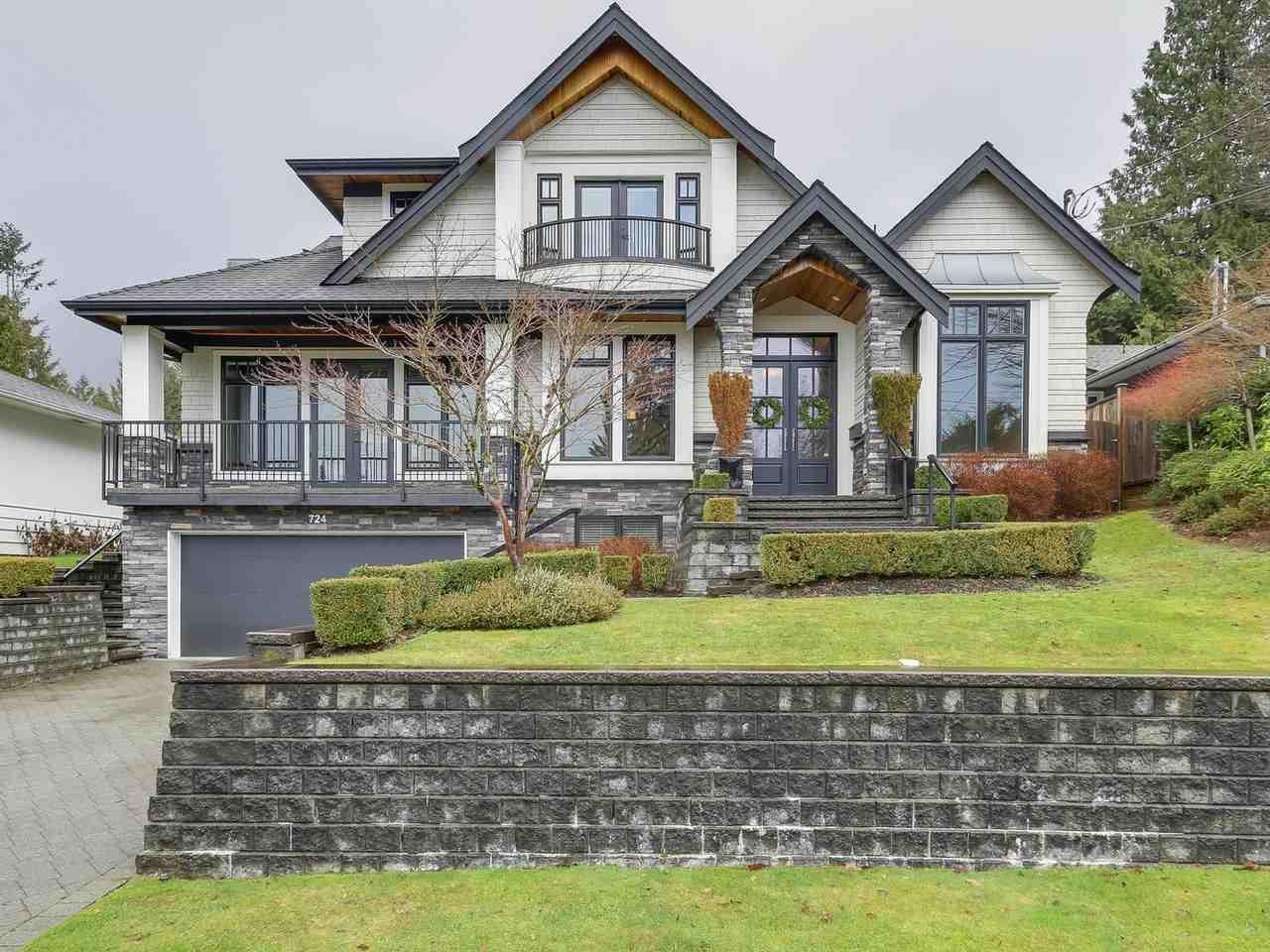724 HANDSWORTH ROAD, North Vancouver, BC, V7R 2A1 Primary Photo