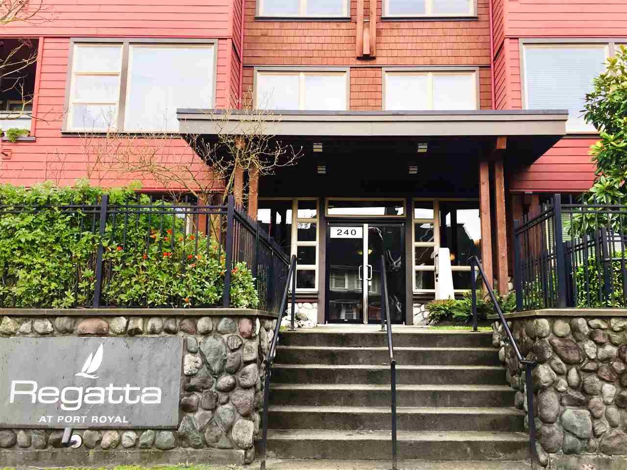 406 240 SALTER STREET, New Westminster, BC, V3M 0C1 Primary Photo