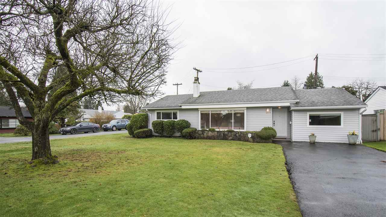 1377 FERNWOOD CRESCENT, North Vancouver, BC, V7P 1K6 Photo 1