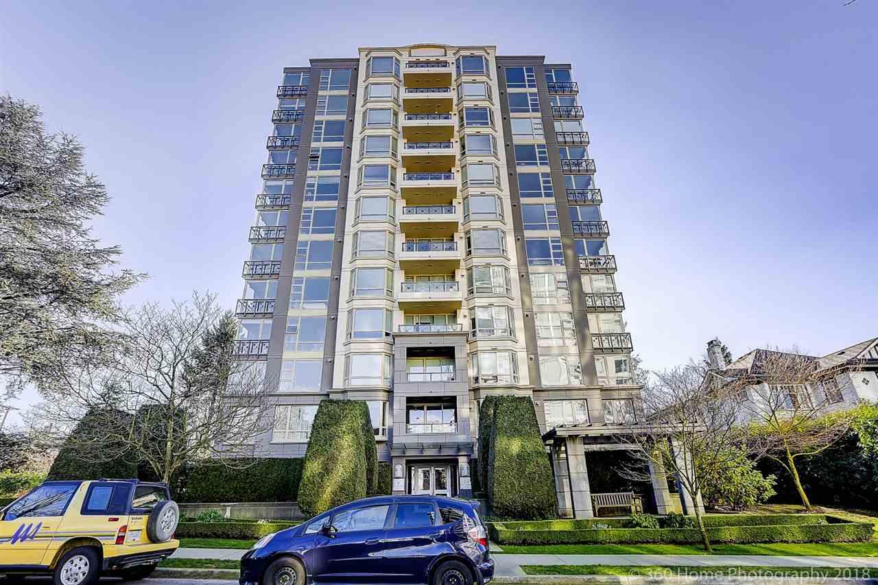 1005 1316 W 11TH AVENUE, Vancouver, BC, V6H 4G8 Primary Photo