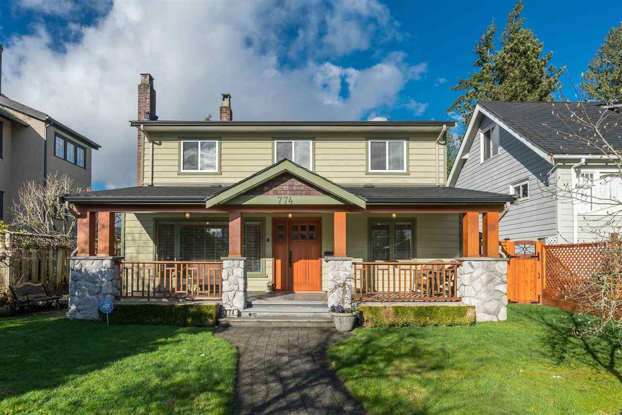 774 E 9TH STREET, North Vancouver, BC, V7L 2B9 Photo 1