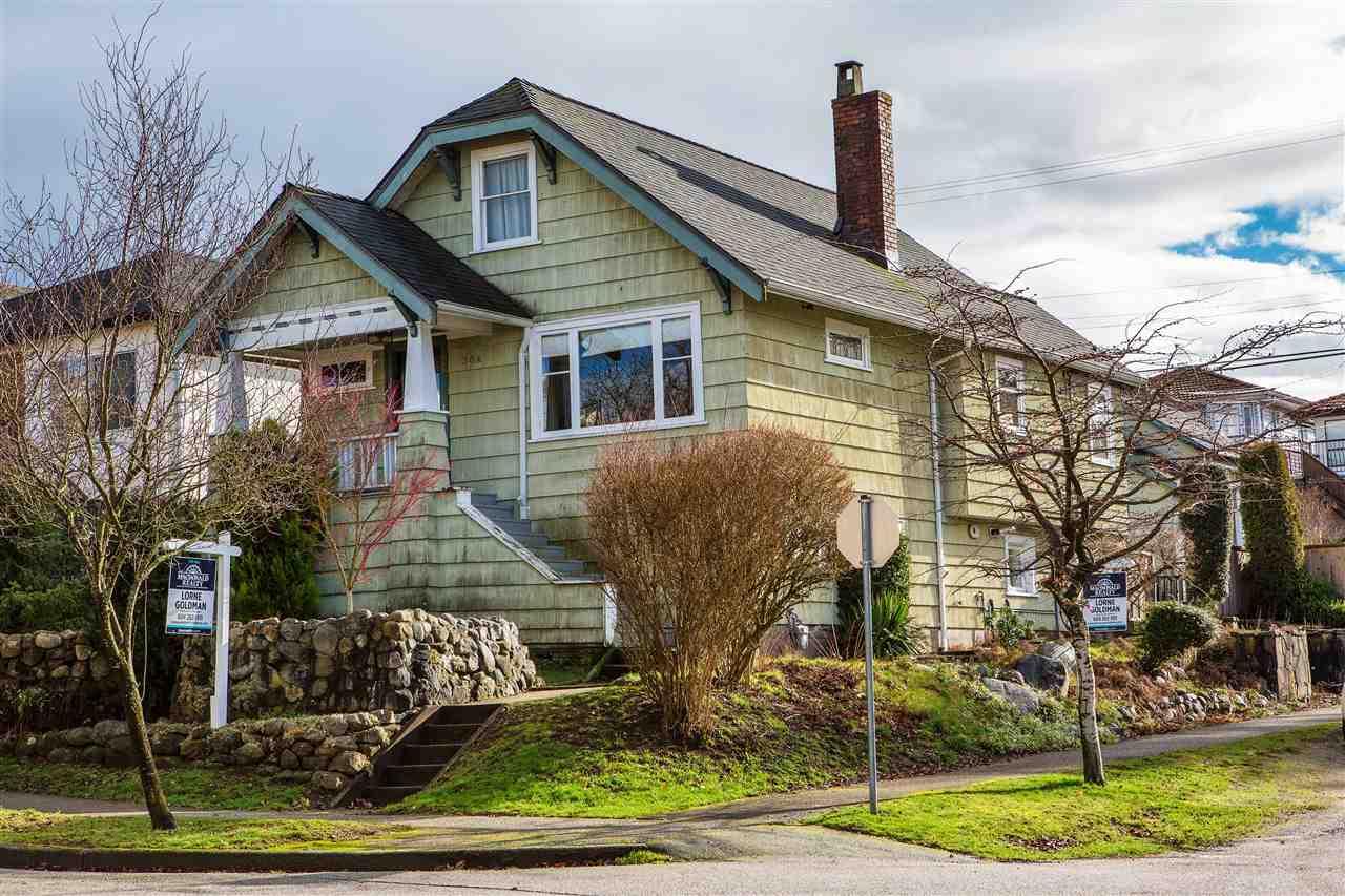 304 E 37TH AVENUE, Vancouver, BC, V5W 1E7 Primary Photo