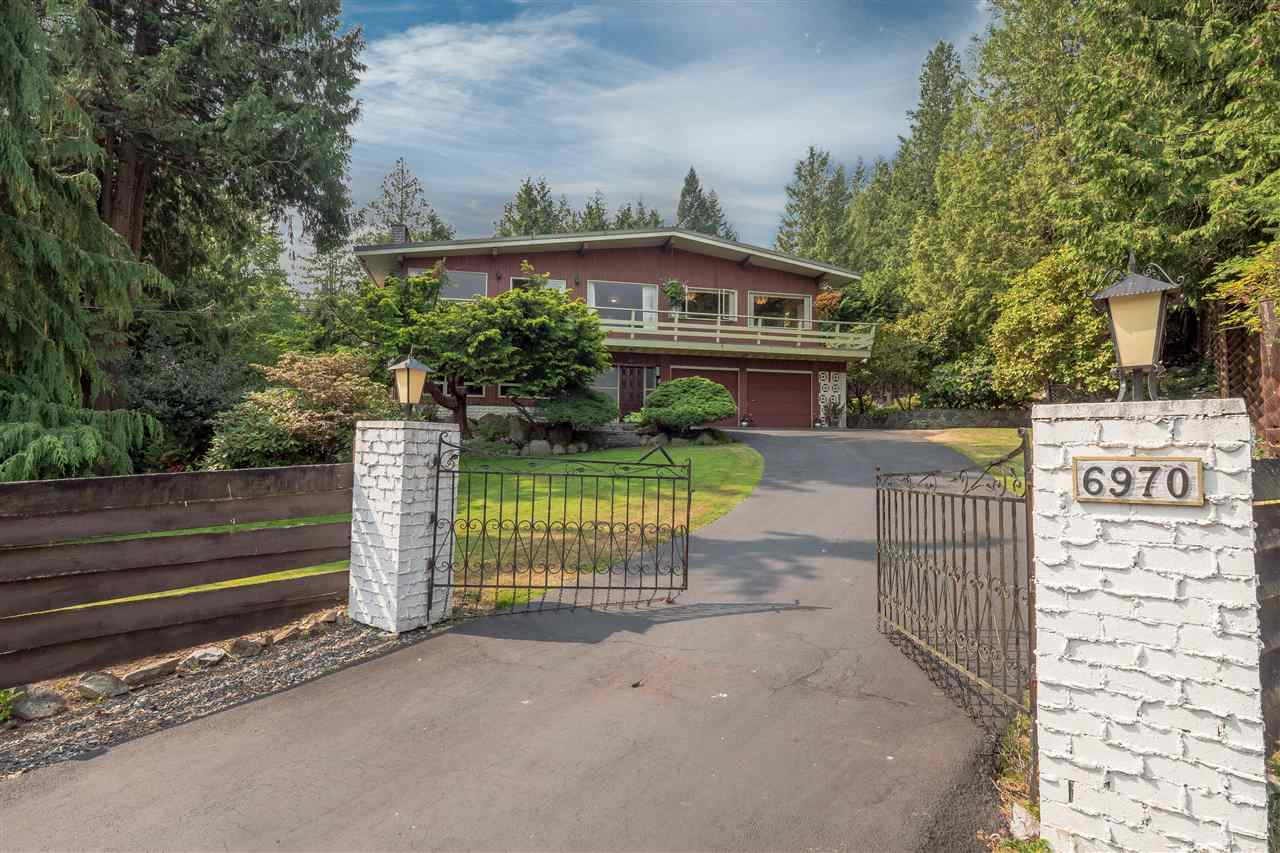 6970 HYCROFT ROAD, West Vancouver, BC, V7W 2H8 Photo 1