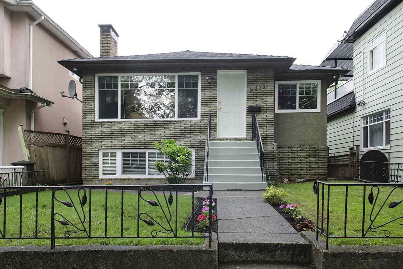 6373 WINDSOR STREET, Vancouver, BC, V5W 3J4 Photo 1