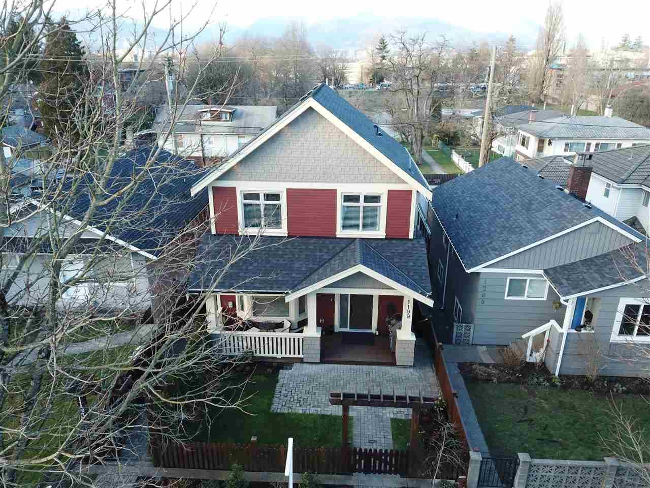1199 E 11TH AVENUE, Vancouver, BC, V5T 2G4 Primary Photo