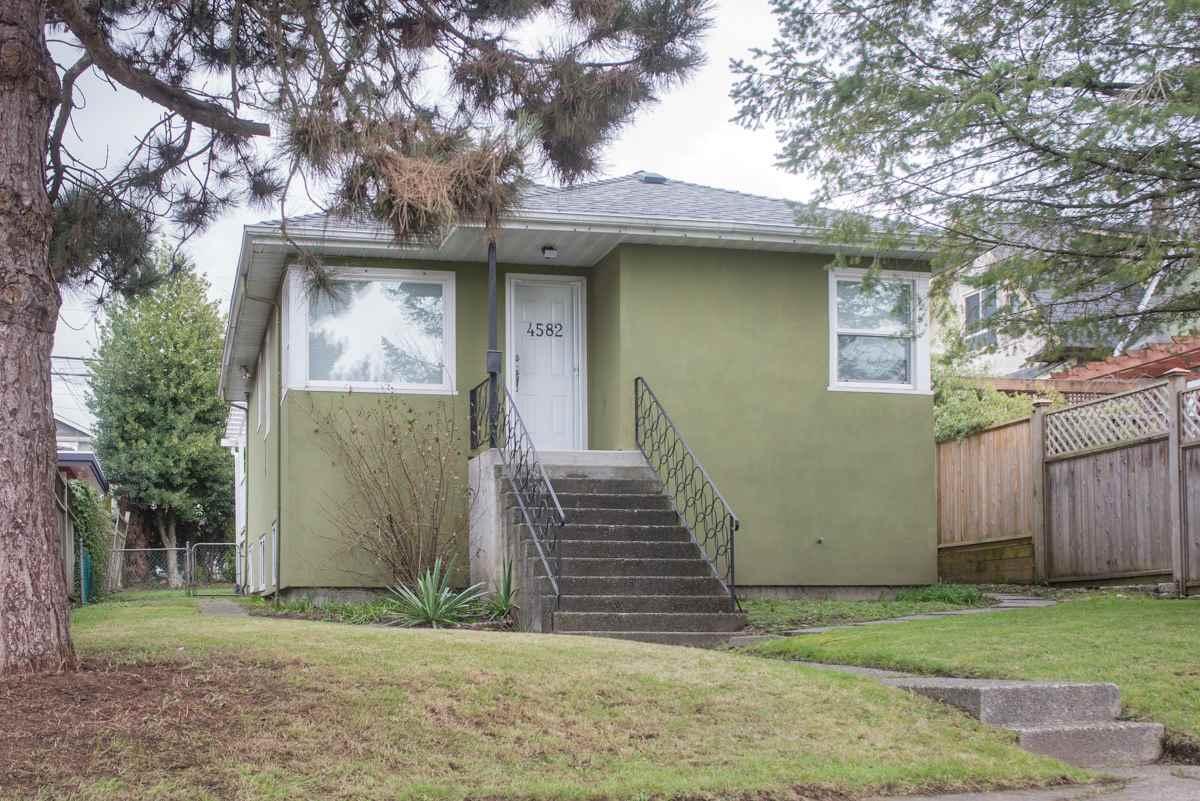 4582 HARRIET STREET, Vancouver, BC, V5V 4K5 Primary Photo