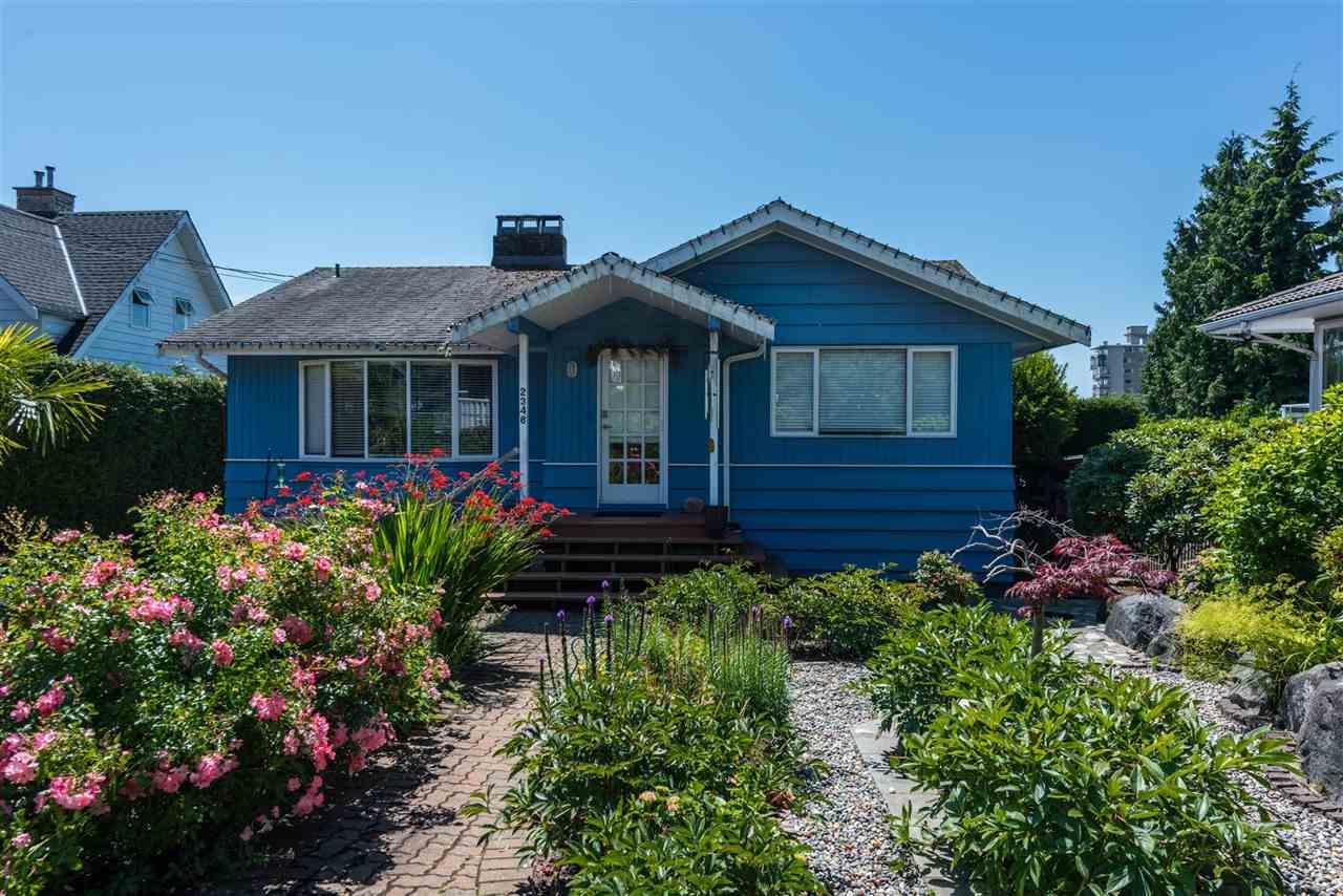 2346 HAYWOOD AVENUE, West Vancouver, BC, V7V 1X7 Photo 1