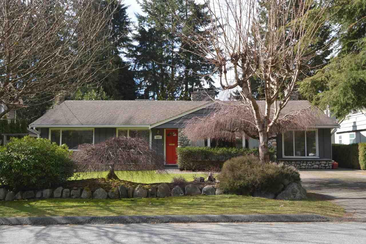 3687 LORAINE AVENUE, North Vancouver, BC, V7R 4B9 Photo 1