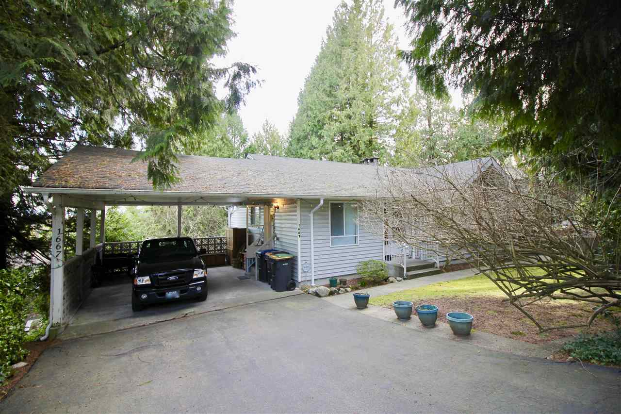 1667 SCARBOROUGH CRESCENT, Port Coquitlam, BC, V3C 2P9 Photo 1