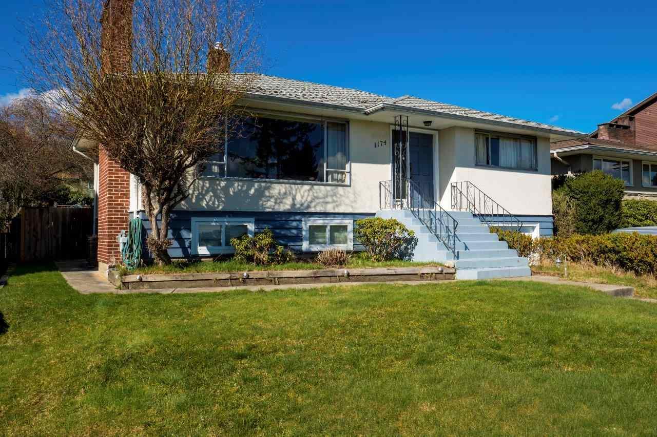 1174 ADDERLEY STREET, North Vancouver, BC, V7L 1T3 Photo 1