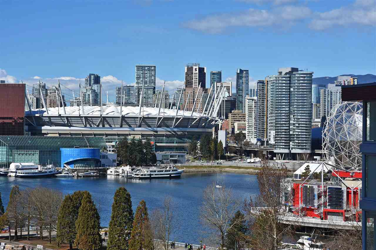 1107 110 SWITCHMEN STREET, Vancouver, BC, V6A 0C6 Photo 1