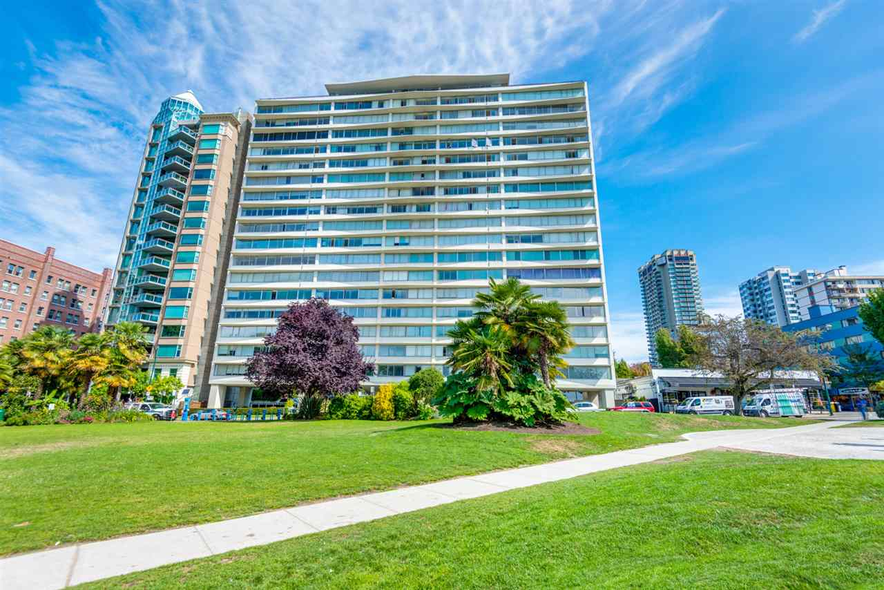 1201 1835 MORTON AVENUE, Vancouver, BC, V6G 1V3 Primary Photo