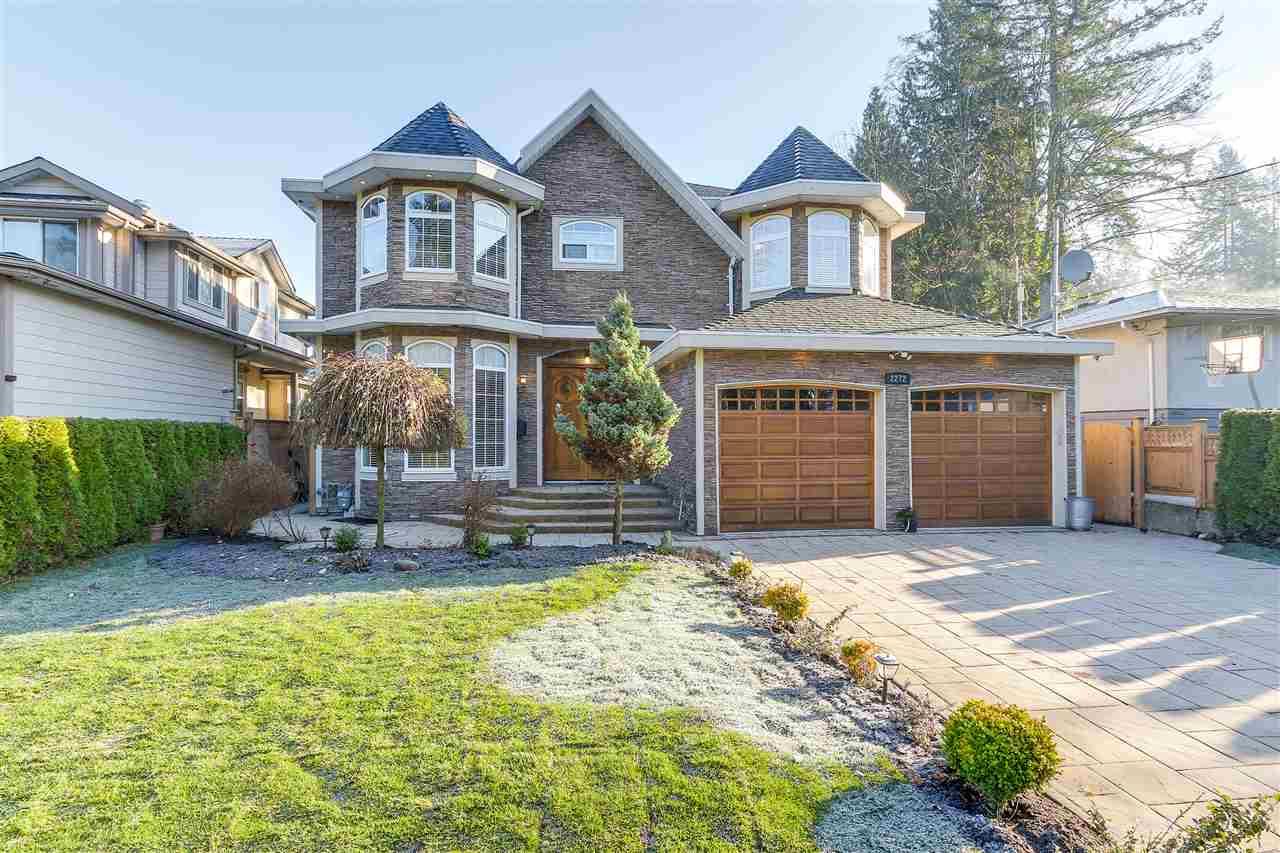2272 PHILIP AVENUE, North Vancouver, BC, V7P 2W8 Photo 1