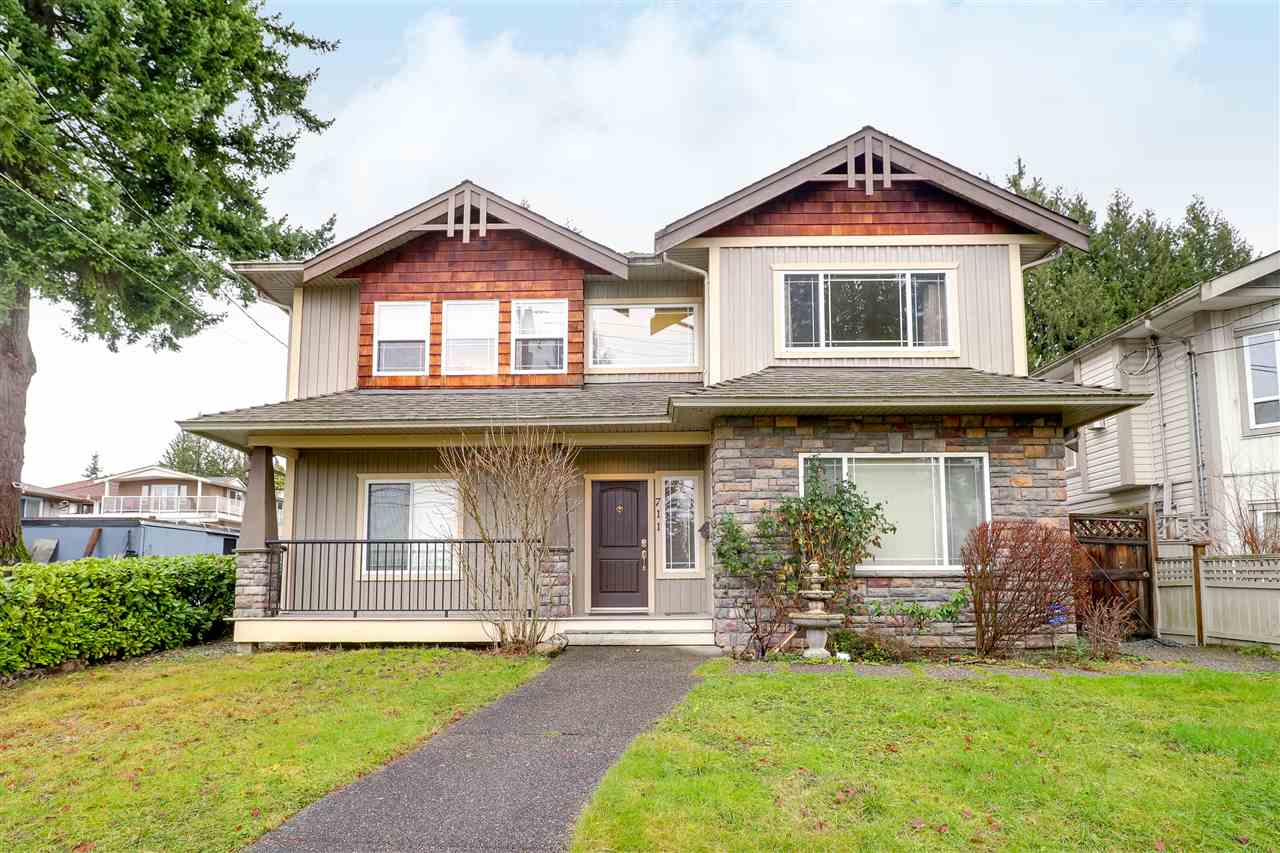 711 BLUE MOUNTAIN STREET, Coquitlam, BC, V3J 4S1 Photo 1
