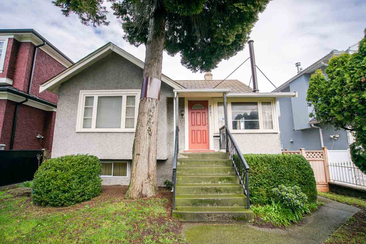 2231 EAST 39TH AVENUE, Vancouver, BC, V5P 1H9 Primary Photo