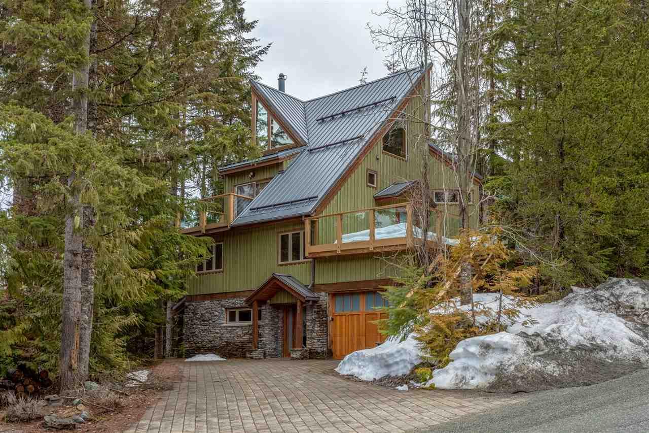 2540 TRICOUNI PLACE, Whistler, BC, V0N 1B2 Photo 1