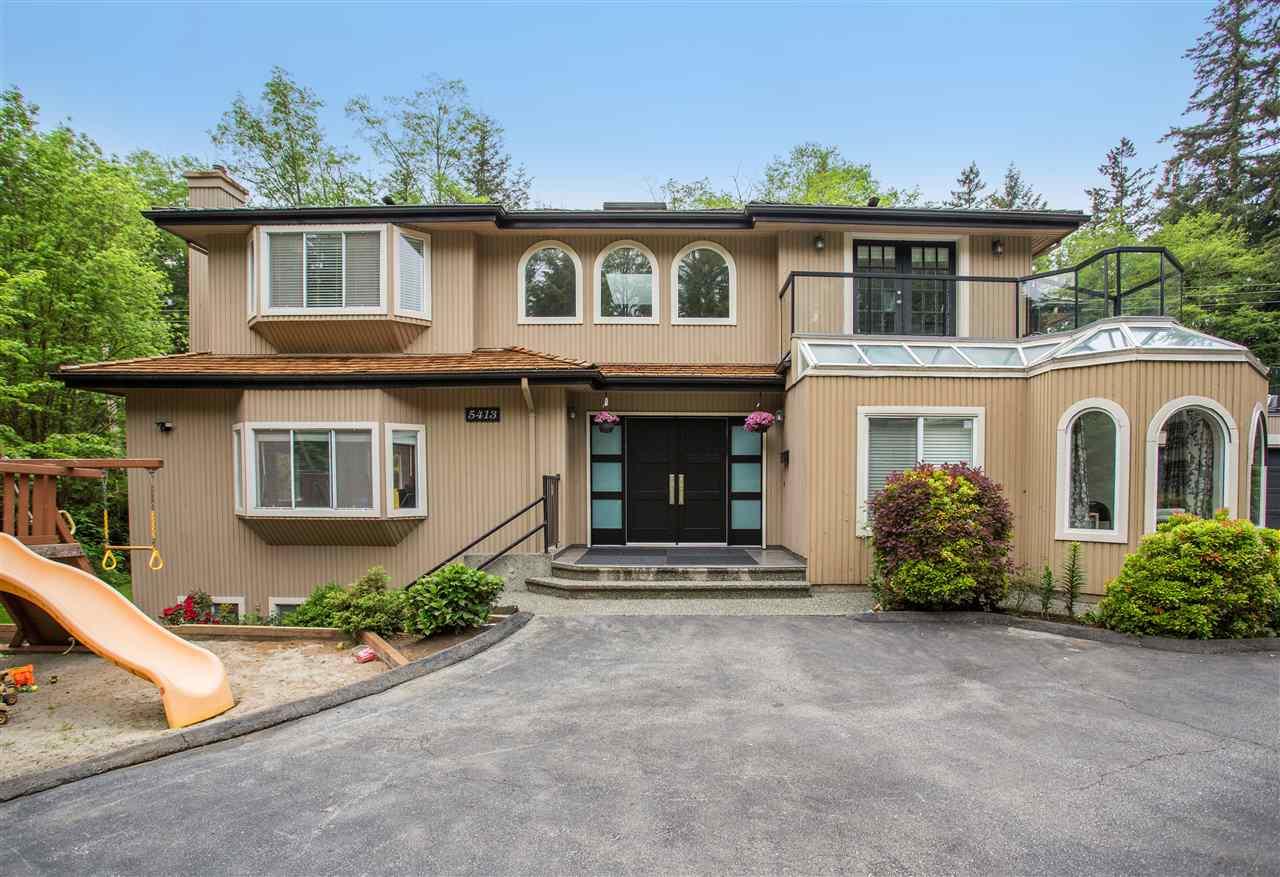 5413 NANCY GREENE WAY, North Vancouver, BC, V7R 4N2 Photo 1