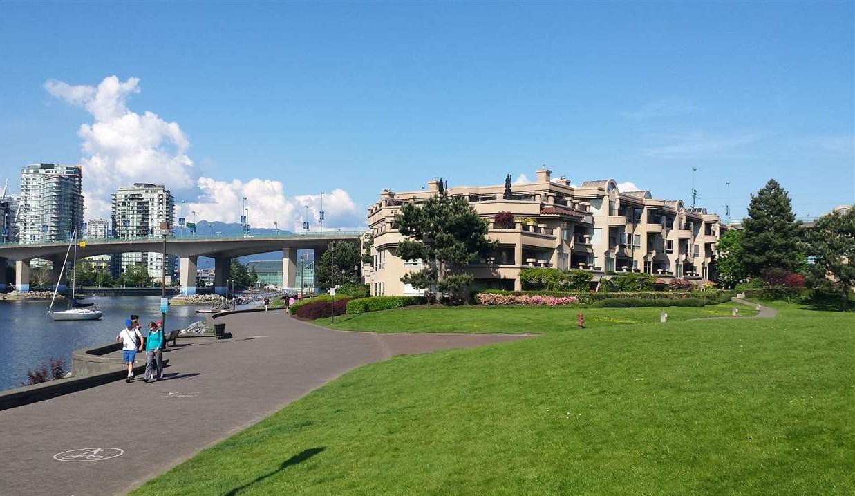 310 1869 SPYGLASS PLACE, Vancouver, BC, V5Z 4K7 Photo 1