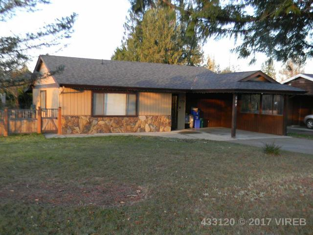 589 HIRST W AVE, Parksville, V9P 1H8 Photo 1