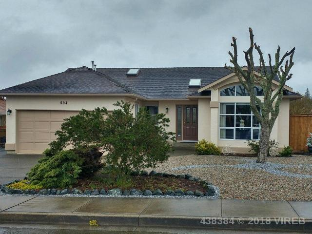 694 IRONWOOD AVE, Parksville, V9P 2S2 Primary Photo