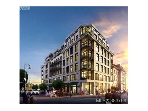 508 816 Government St, Victoria, BC, V8W 1W9 Photo 1