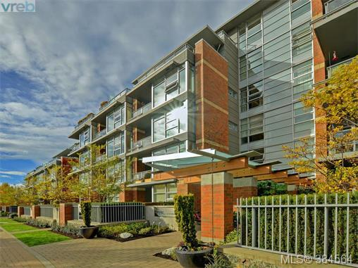 414 365 Waterfront Cres, Victoria, BC, V8T 0A6 Photo 1